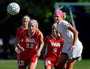 St. Joseph Academy vs Incarnate Word Academy girls' soccer