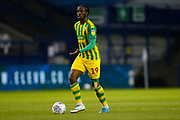 Romaine Sawyers of West Bromwich Albion   during the EFL Sky Bet Championship match between Sheffield Wednesday and West Bromwich Albion at Hillsborough, Sheffield, England on 1 July 2020.