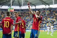Spain v Macedonia - 17 June 2017
