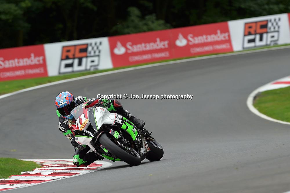 #71 Jesse Trayler MSS Colchester Kawasaki Pirelli National Superstock 1000