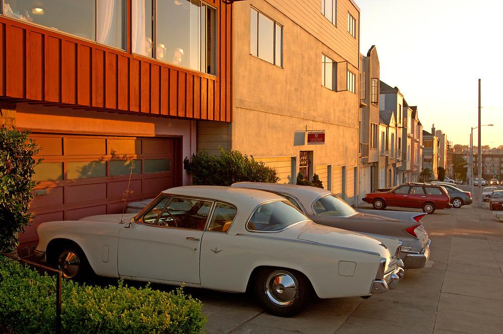 Classic Cars, San Francisco, California, United States of America