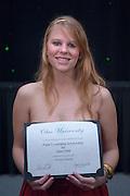1890525th Annual Leadership Awards Gala..Pepsi Ohio University Campus Leadership Scholarship..Veronica Norton