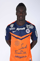 Victor Hugo MONTANO - 23.07.2014 - Portraits officiels Montpellier - Ligue 1 2014/2015<br /> Photo : Icon Sport