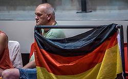 04-06-2016 NED: Nederland - Duitsland, Doetinchem<br /> Nederland speelt de tweede oefenwedstrijd in Doetinchem en verslaat Duitsland opnieuw met 3-1 / Support, publiek