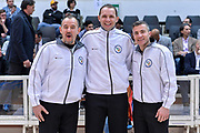 DESCRIZIONE : Trento Beko All Star Game 2016<br /> GIOCATORE : Maurizio Biggi Manuel Mazzoni Gianluca Calbucci<br /> CATEGORIA : Arbitro Referee Before Pregame Ritratto<br /> SQUADRA : AIAP<br /> EVENTO : Beko All Star Game 2016<br /> GARA : Beko All Star Game 2016<br /> DATA : 10/01/2016<br /> SPORT : Pallacanestro <br /> AUTORE : Agenzia Ciamillo-Castoria/L.Canu