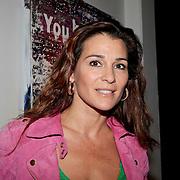 """NLD/Almere/20110624 - Expositie opening Ruud de Wild """"Moving"""" Galerie aan de Amstel, Quinty Trustfull"""