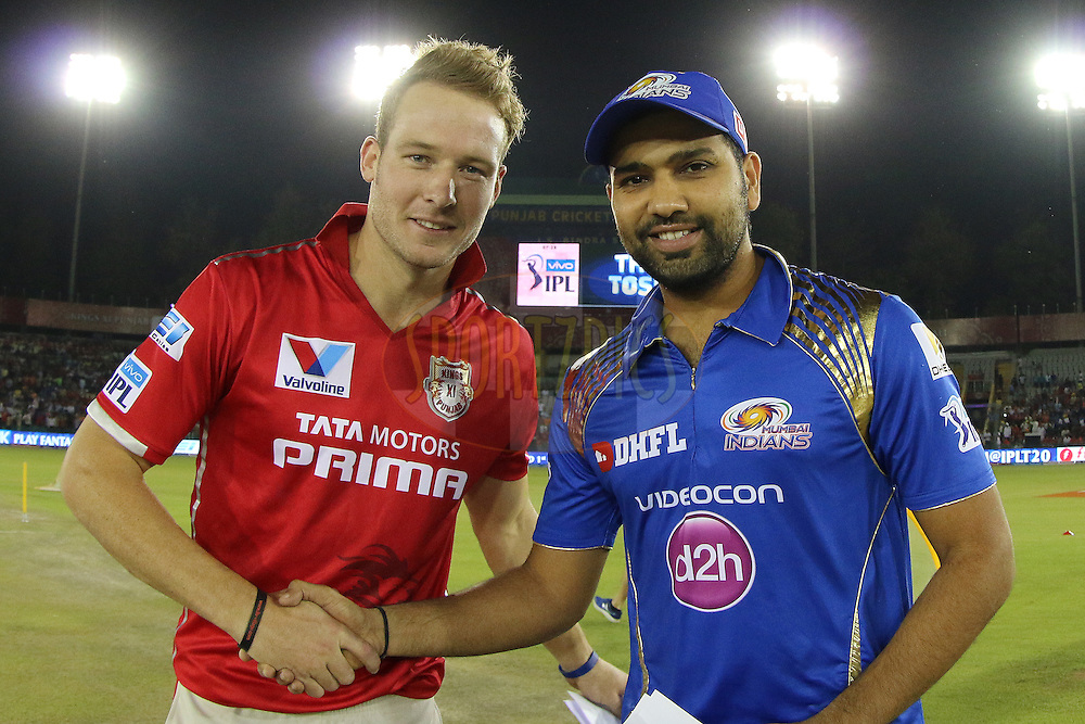 Image result for punjab captain ipl toss miller