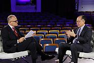 Entrevista al Presidente del Banco Mundial Jim Yong Kim