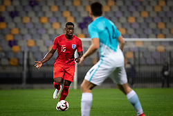 Marc Guehi of England during friendly Football match between U21 national teams of Slovenia and England, on October 11, 2019 in Ljudski Vrt, Maribor, Slovenia. Photo by Blaž Weindorfer / Sportida