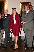 MADRID, SPAIN, 2015, NOVEMBER 23 Queen Letiza, opened the exhibition Ingres at the National Museum of El Prado<br /> ©Exclusivepix Media