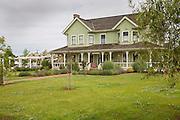 Edelweiss Inn, Lopez Island, San Juan Islands, Washington State