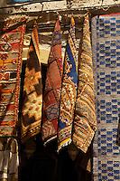 handicrafts in Essaouira, Morocco..Photograph by Owen Franken.