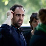 Christophe REGIN, tournage scène imposée - emergence 2011