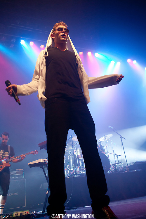 Matisyahu performs at Rams Head Live on Monday, July 10, 2012 in Baltimore, MD.