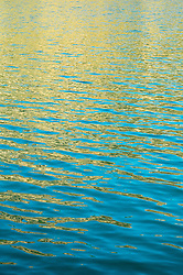 Water reflections Kimberley coast