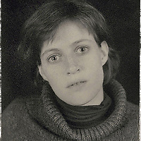 Heather, Ann Arbor, hand-coated platinum-palladium print