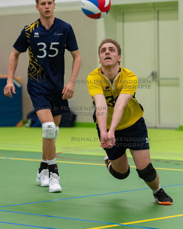 31-03-2019 NED: Final A Volleybaldirect Open, Koog aan de Zaan<br /> 16 teams of girls and boys D competed for the Dutch Open Championship / Rijswijk