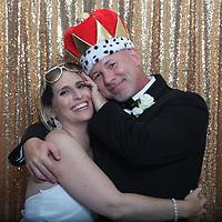 Kelly & Chad Wedding Photo Booth