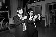 TOM ASTOR; ALEX LOEUR, Action Against Cancer 'A Voyage of Discovery' fundraising dinner at the Science Museum on Wednesday 14 October 2015.