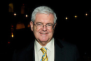 Newt Gingrich - The Alzheimer's Gala on 3/25/19 at the Building Museum in Washington DC