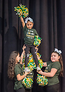 Students from Berry Elementary School perform during the R.T. Garcia Early Childhood Winter Conference, January 26, 2019.