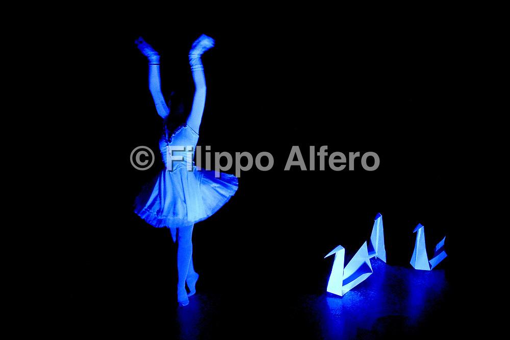 &copy; Filippo Alfero<br /> MAO, Performance di danza e poesie haiku<br /> Torino, 28/08/2016
