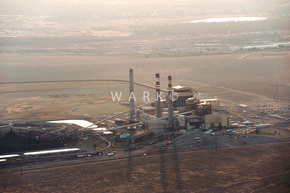Comanche coal power plant