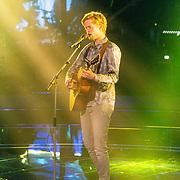 NLD/Hilversum/20180126 - The Voice of Holland 2017 show 1, <br /> Jim van der Zee