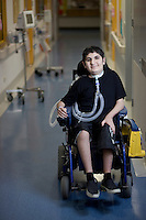 Westmead Children's Hospital Review Portraits. Wisam Darwiche 17 Muscular Dystrophy like disorder.