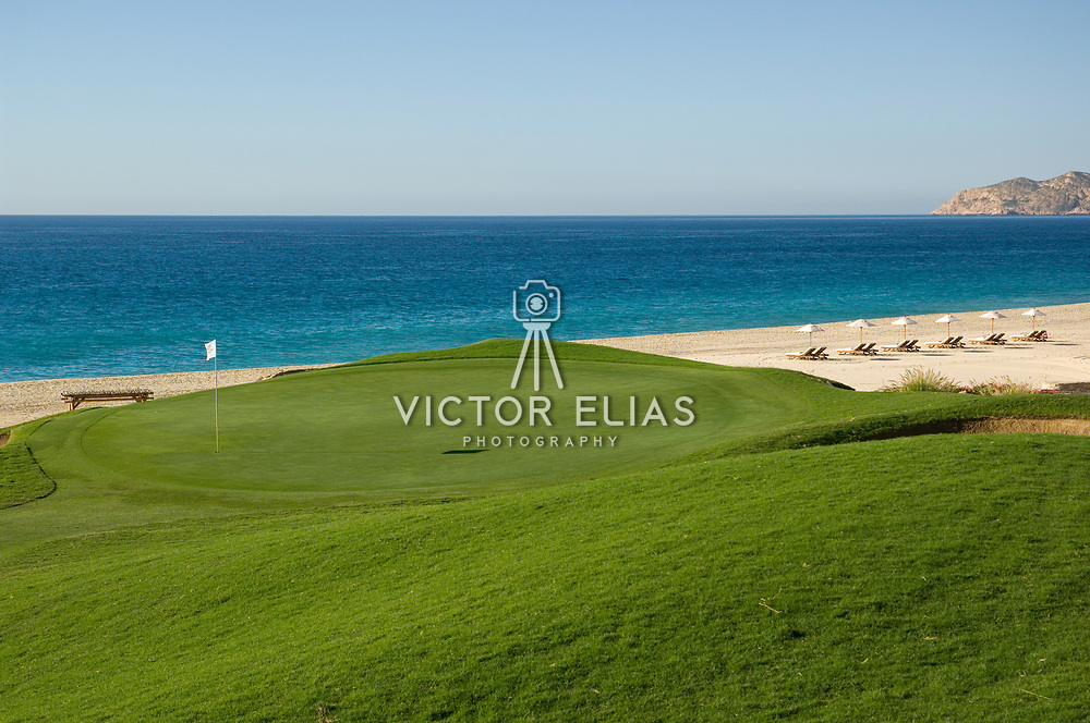 Cabo Real golf course.