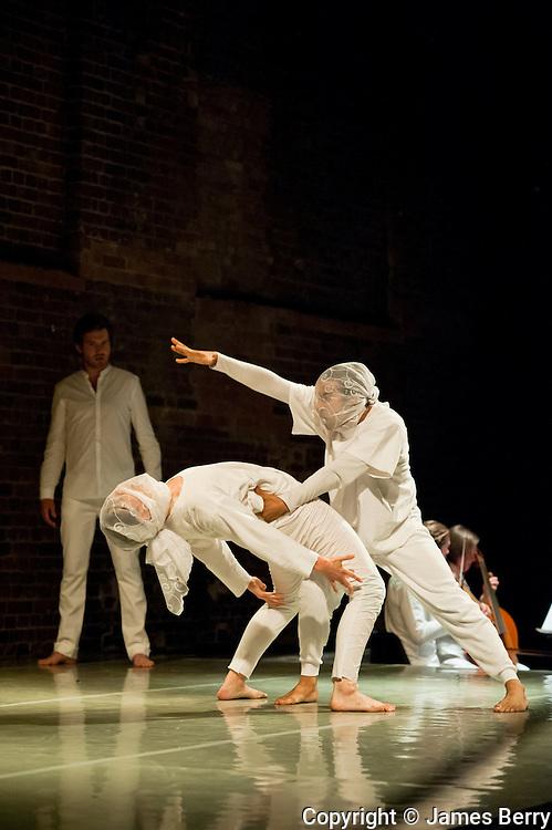 Monteverdi Ballets. Village Underground.
