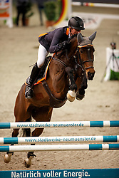 Ruping Philip, (GER), Chalypsa<br /> Prize of Performance Sales International<br /> FEI World Cup Neumünster - VR Classics 2017<br /> © Hippo Foto - Stefan Lafrentz