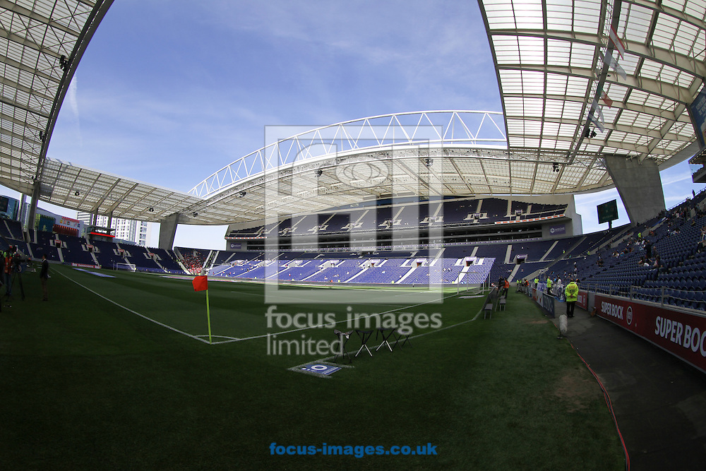 A general view of Est&aacute;dio do Drag&atilde;o, Porto<br /> Picture by Pedro Lopes/Focus Images Ltd +54 936 360 807<br /> 10/05/2014