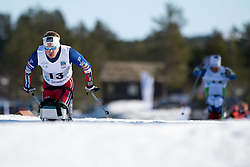 SANDHAUGO Jon Ivar, NOR, Middle Distance Cross Country, 2015 IPC Nordic and Biathlon World Cup Finals, Surnadal, Norway