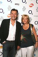 Duncan Bannatyne & Joanne McCue