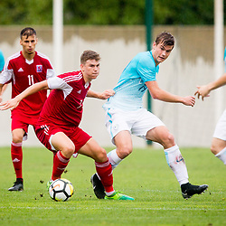 20170901: SLO. Football - EC Qualifications U21 - Slovenia vs Luxemburg