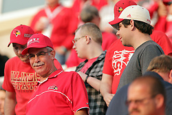 02 September 2017:   Ron Kruger during the Butler Bulldogs at  Illinois State Redbirds Football game at Hancock Stadium in Normal IL (Photo by Alan Look)