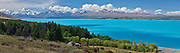 Mount Cook and Lake Pukaki panoramic