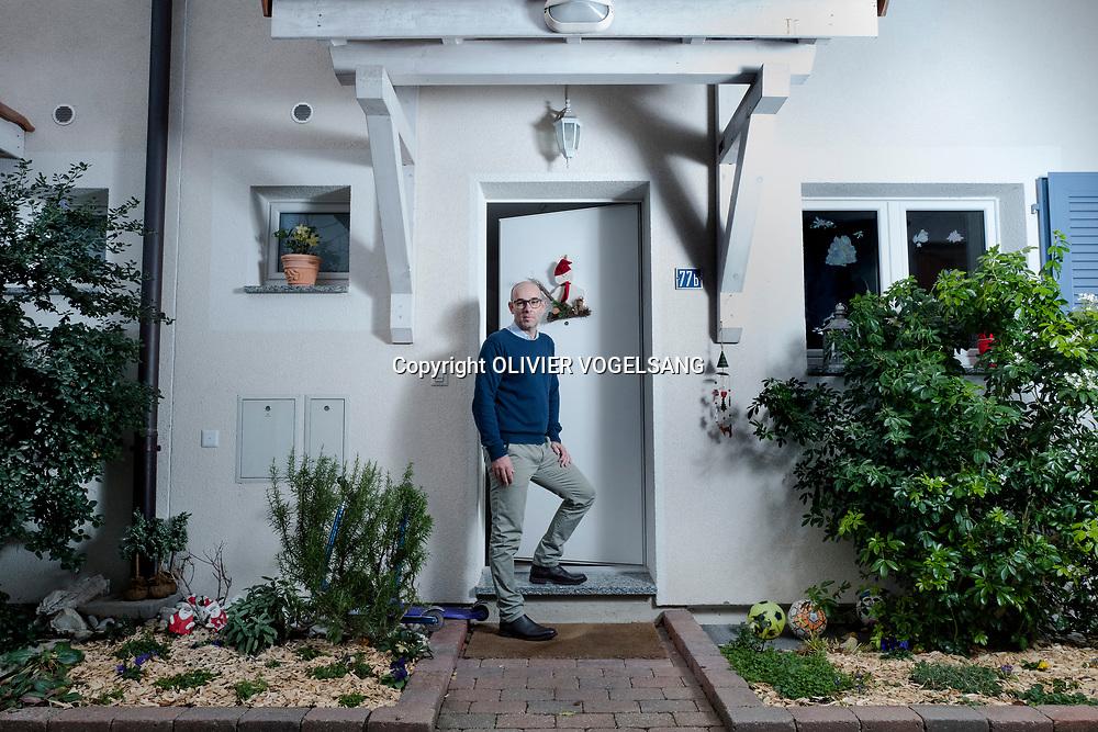 Nyon, Salvatore Scanio, un secundo italien a été recalé à la naturalisation suisse. © Olivier Vogelsang