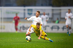 Gasper Udovic of Triglav during football match between NK Domzale and NK Triglav in Round #18 of Prva liga Telekom Slovenije 2019/20, on November 23, 2019 in Sports park Domzale, Slovenia. Photo by Sinisa Kanizaj / Sportida