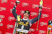 10032013 - Ivica Kostelic from Croatia wins Slalom World Cup race