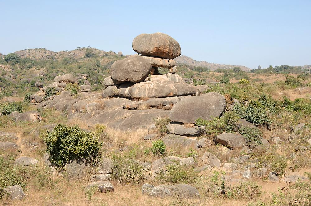 Shere Hills, Jos, Plateau State,  Nigeria