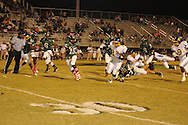 Oxford High's Mont Dean (22) vs. Lake Cormorant in Lake Cormorant, Miss. on Friday, October 7, 2011. Oxford won 42-35.