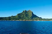 Vaitape, Bora, Bora, French Polynesia, South Pacific