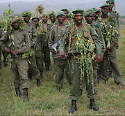 15 February 2007 to Pakbatt 10 FARDC training site in Rwampara , Ituri. <br /> 15/02/07