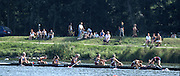 Hazewinkel. BELGIUM, USA JW8+, Bronze Medalist, Bow. Erin BECHT,  Dana PEIRCE,  Elizabeth NELSON,  Carolyn GOLTRA,  Portia MC GEE,  Rachel BRUNELLE,  Sarah BRENNAN,  Alison HICKEY,  and  Cox, Carrie HUTTENLOCHER. competing at the 1997 FISA Junior World Rowing Championships. Course, Bloso Rowing Centre, Heindonk, Willebroek, Mechelen, Belgium.<br /> <br /> <br /> [Mandatory Credit; Peter Spurrier/Intersport-images] 1997 Junior World Rowing Championships, Hazewink
