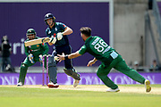 Joss Buttler of England batting during the second Royal London One Day International match between England and Pakistan at the Ageas Bowl, Southampton, United Kingdom on 11 May 2019.