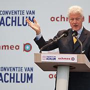 Bill Clinton in Achlum