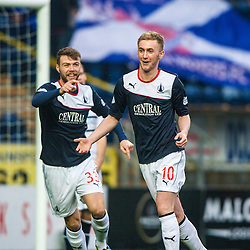 Falkirk 3 v 1 Raith Rovers, Scottish Championship