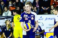 Romain KREISZ  - 19.12.2014 - Beauvais / Saint Nazaire - 12e journee de Ligue A<br />Photo : Fred Porcu / Icon Sport